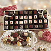 Merry Christmas Petits Fours