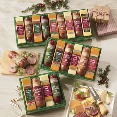 Sausage & Cheese Bars Gift Assortment