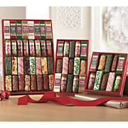 Postpaid Holiday Bars & Logs Food Gift