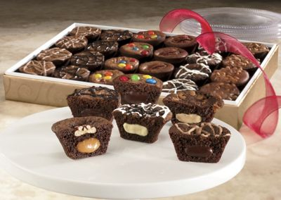 Postpaid Brownie Puffs