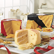 Vintage Cheddar Cheese Big Red Cheddar Cheese and Big Baby Swiss Cheese