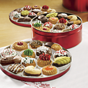 Postpaid Hand-decorated Holiday Cookies