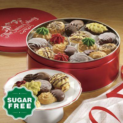 Sugar-Free Holiday Cookies