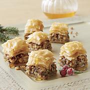 Postpaid Miniature Baklava Desserts