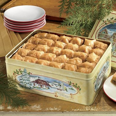 Mini Baklava Gift Tin