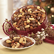 Postpaid Premium Nut Gift Tin