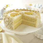 Citrus Cool Lemon Cake