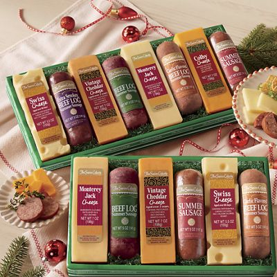 Sausage 'n Cheese Bars Gift Assortments