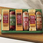 Sausage n Cheese Bars