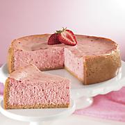 Strawberry Daiquiri Cheesecake