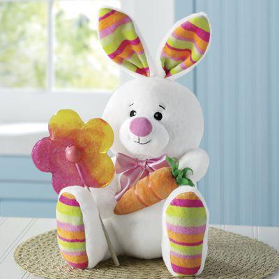 Bunny with Lollipop