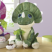 dex dino cutie doll with candy