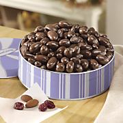 dark chocolate almonds cranberries BR