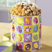 spring popcorn tin