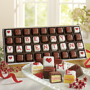 Be My Valentine Petits Fours S