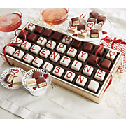 Personalized Valentine Petits Fours