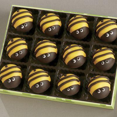 Bumblebee Truffles