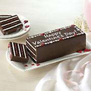 Raspberry Valentine Torte