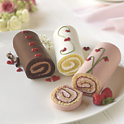 Valentine Cake Trio