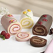 spring splendor cake trio