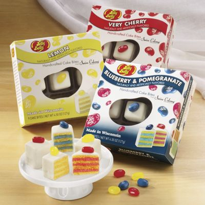 Jelly Belly<sup class='mark'>&reg;</sup> Petits Fours