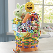 Colorful Bunny Basket