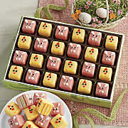 chick   bunny petits fours