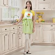 spring apron