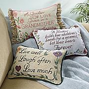 Sentiments Pillows