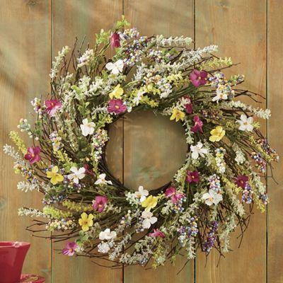 Wildflower Wreath
