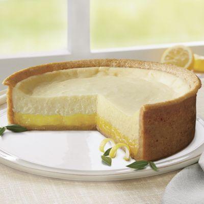 Luscious Lemon Cheesecake