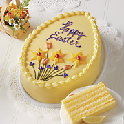 Easter Cake Lemon