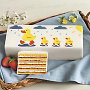 Easter Duck Torte