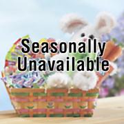 Easter Basket Bunny Floral