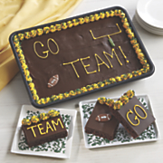 go team brownie