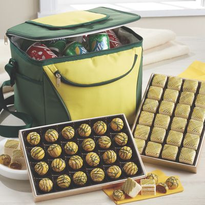 Tailgate Cooler with Treats