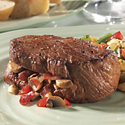 mushroom bacon stuffed filet mignon