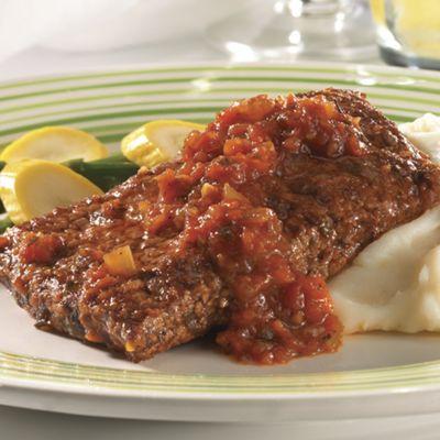 Swiss Steak with Secret Sauce