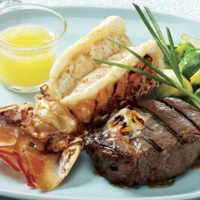 Steak & Lobster Feast