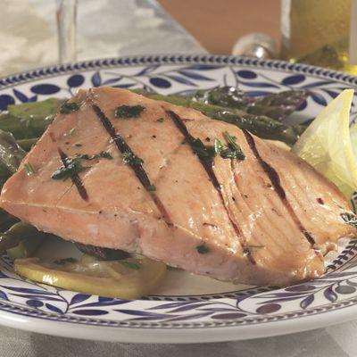 Atlantic Salmon Filets & Halibut