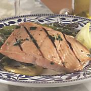 Atlantic Salmon Filets and Halibut