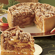 Caramel Apple Pie 2016