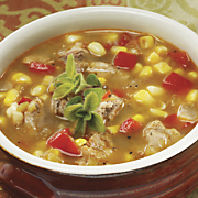 Pork and Green Chiles Stew