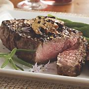 black angus sirloin steaks