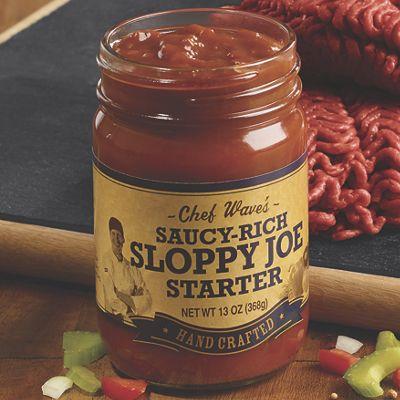 Family Meal Kit - Sloppy Joe
