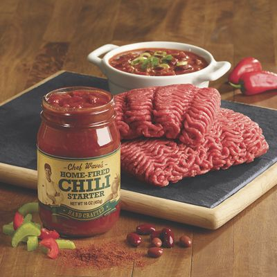 Family Meal Kit - Chili