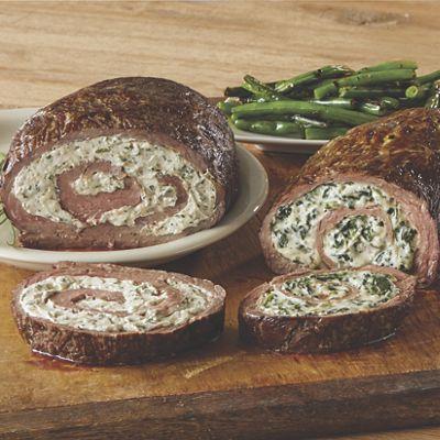Stuffed Beef Roast
