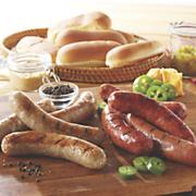 premium smoked bratwurst