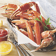 wild caught snow crab