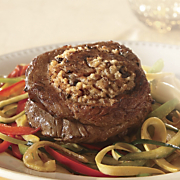 Pinwheel Stuffed Steaks recipe
